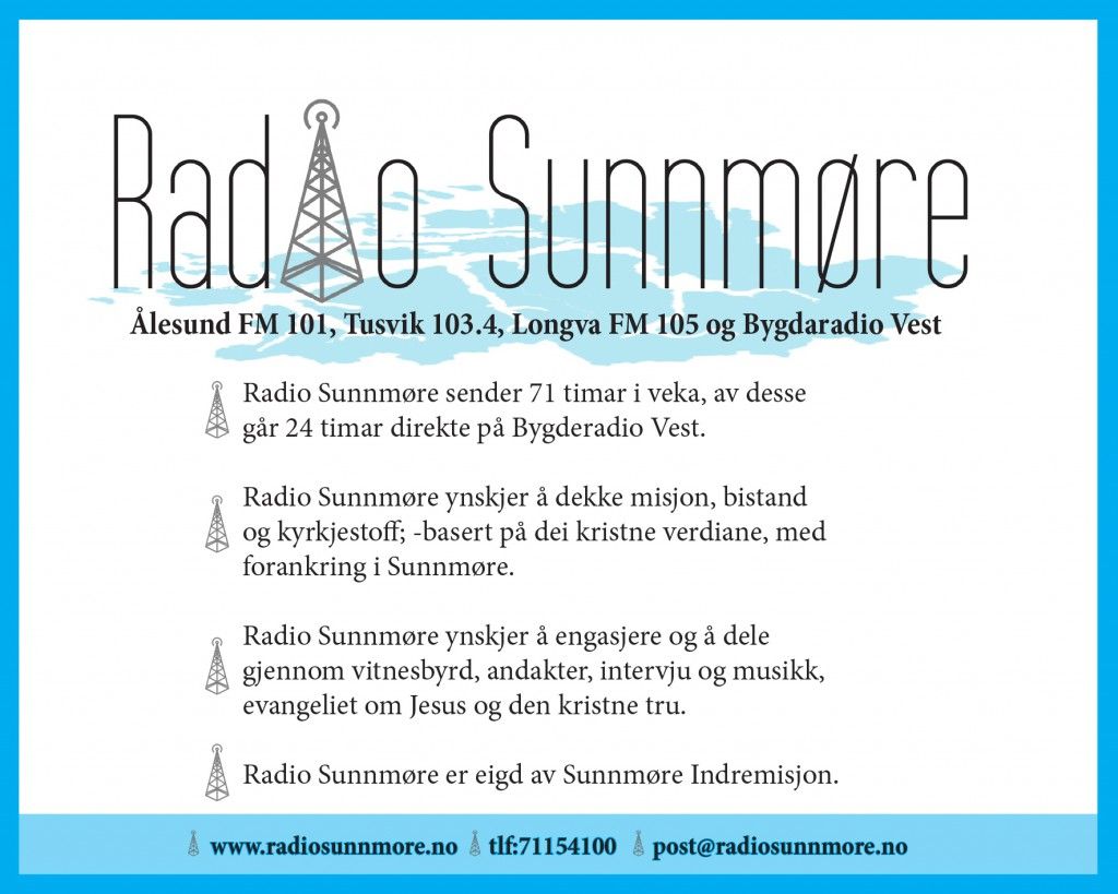 radio sunnmøre annonse