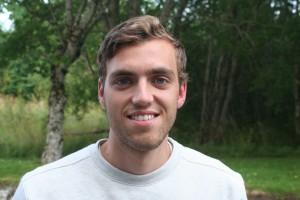 Andreas Furnes, ungdomsarbeider i Region Nordvest NLM, er andaktshaldar i Ord til Ettertanke i veke 39.