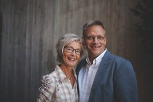 Margunn og Lars. Foto Linda Torkelsen