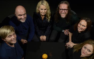 Accapellagruppa PUST med nytt julealbum