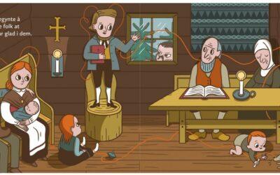 Hans Nielsen Hauge 250 års jubileum